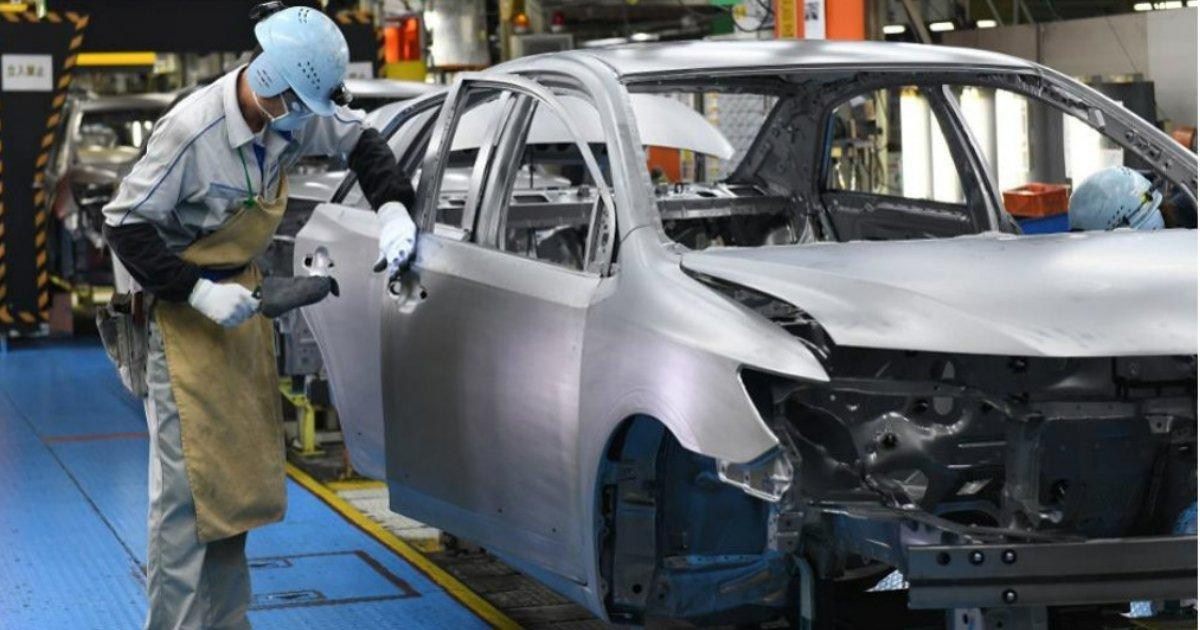 mão de obra Toyota