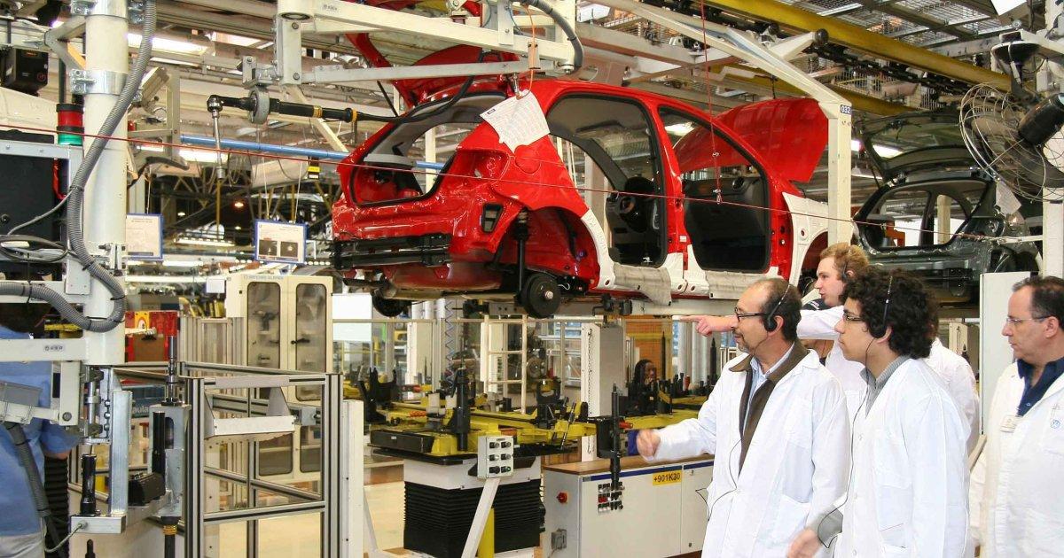 controle de qualidade automóvel