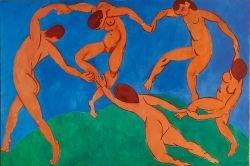 A Dança - Matisse - Fauvismo