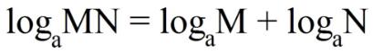Logaritmo exemplo