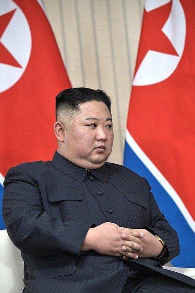 Presidente Coreia do Norte