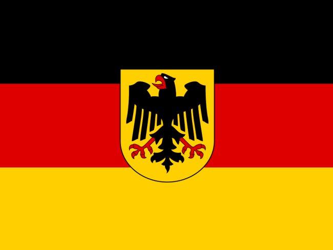 Alemanha Ocidental_bandeira
