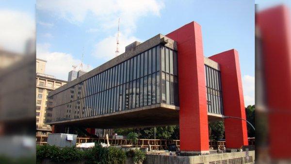 arquitetura moderna - MASP