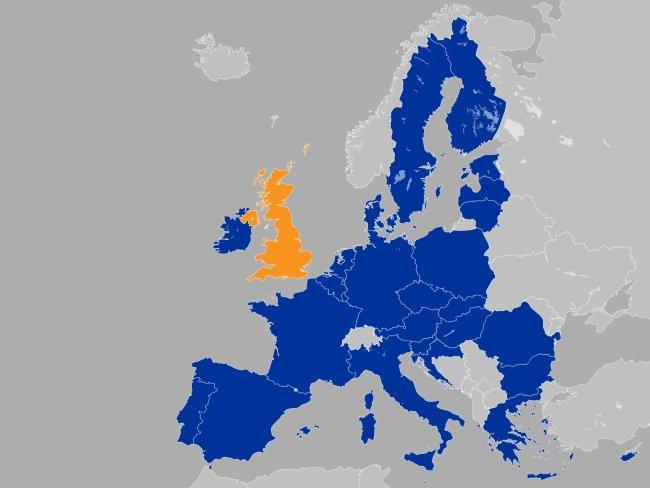 UE mapa edit