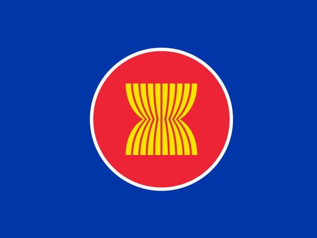 bandeira da ASEAN