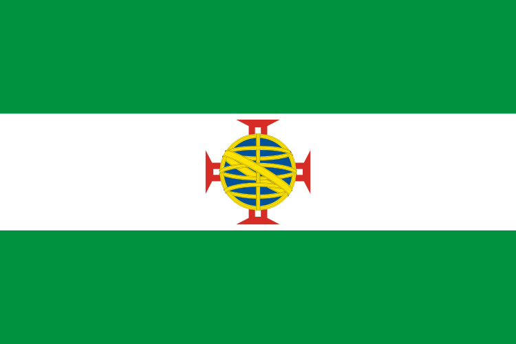 Bandeira da Província da Cisplatina