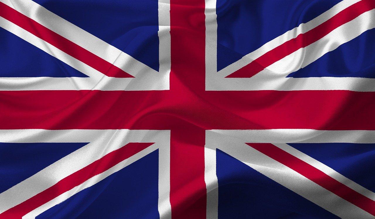 Bandeira real da união