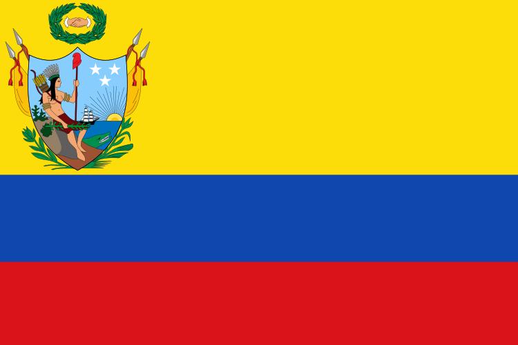 Bandeira Grã-Colômbia