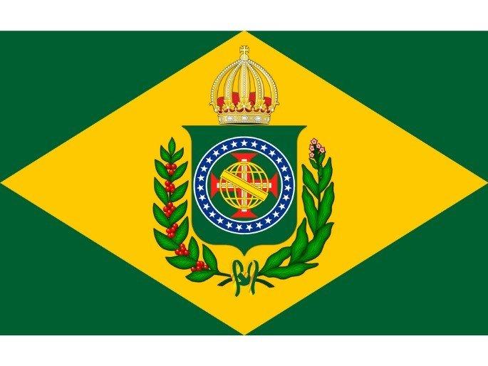 bandeira do brasil imperial