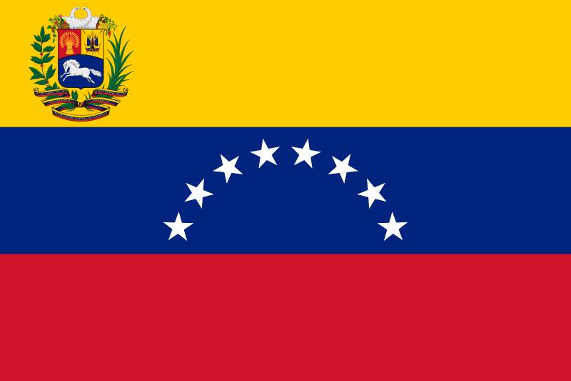 bandeira presidencial da venezuela