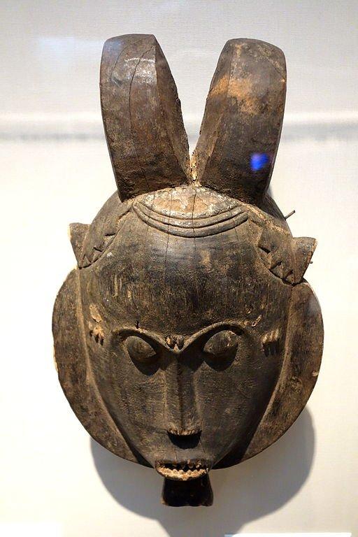 Máscara Baule