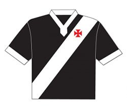 Camisa do Vasco da Gama