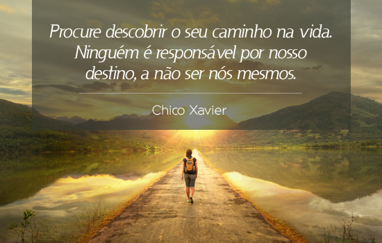 chico xavier destino