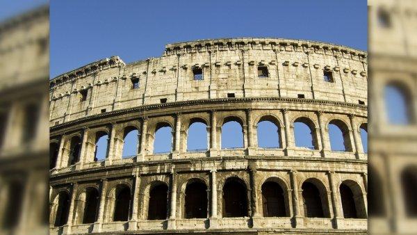 Coliseu de Roma - Arquitetura Romana