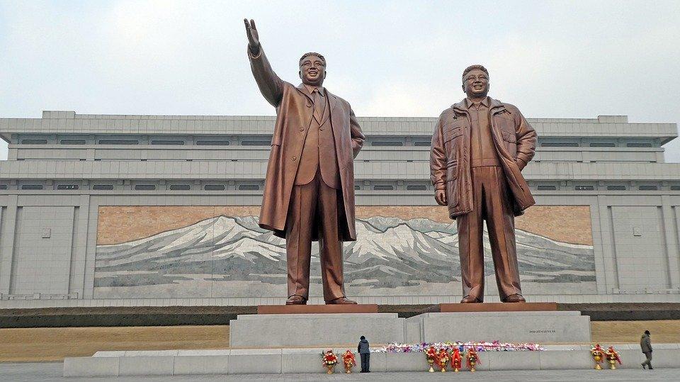 Presidentes Coreia do norte