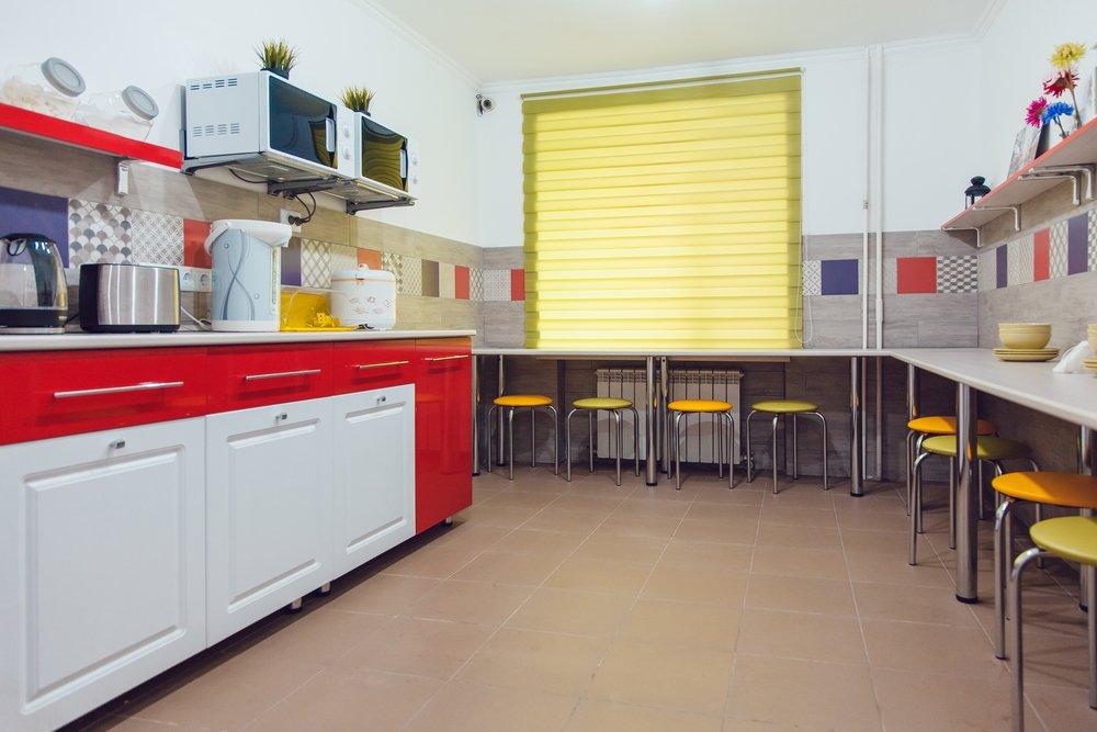 exemplo cozinha hostel