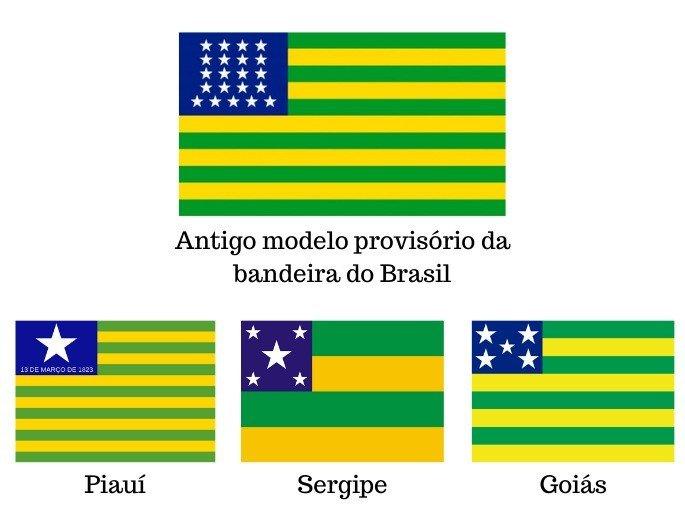 curiosidades sobre a bandeira do brasil