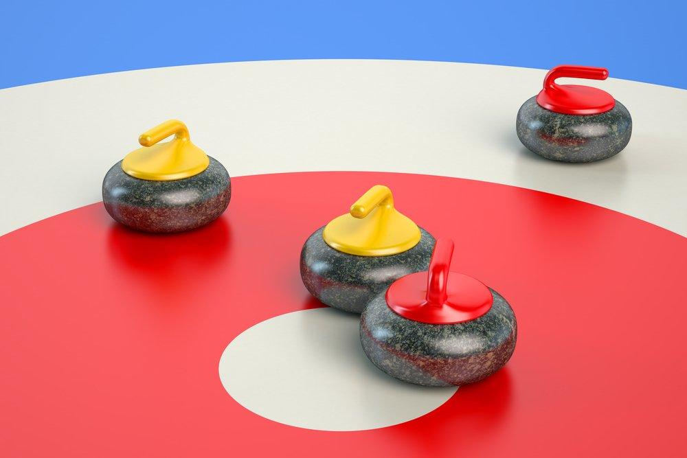 Curling casa