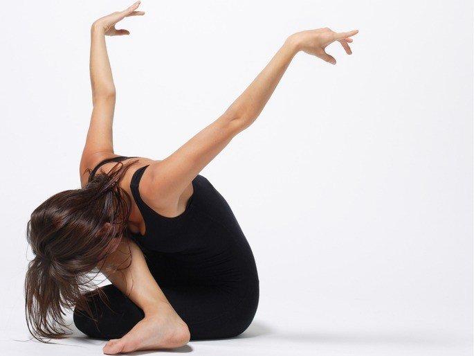 dança moderna caracteristass