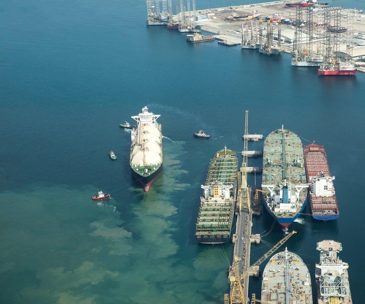 Derramamento petróleo