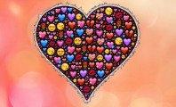 Emojis de coração: descubra o que significa cada cor!