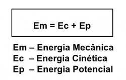 energia mecanica formula