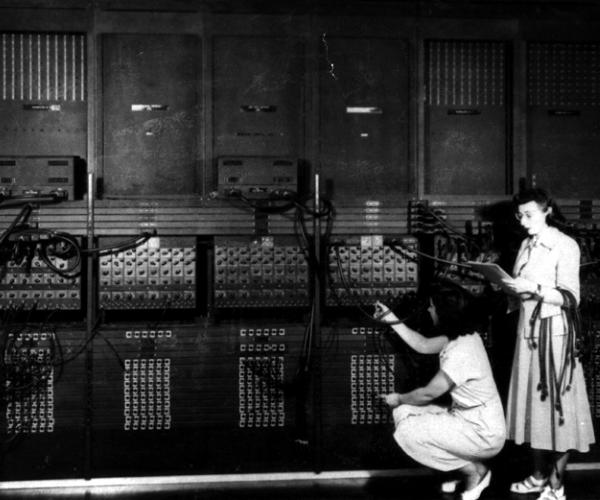 ENIAC primeiro computador