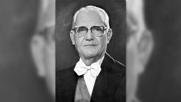 Erneste Geisel - Presidente
