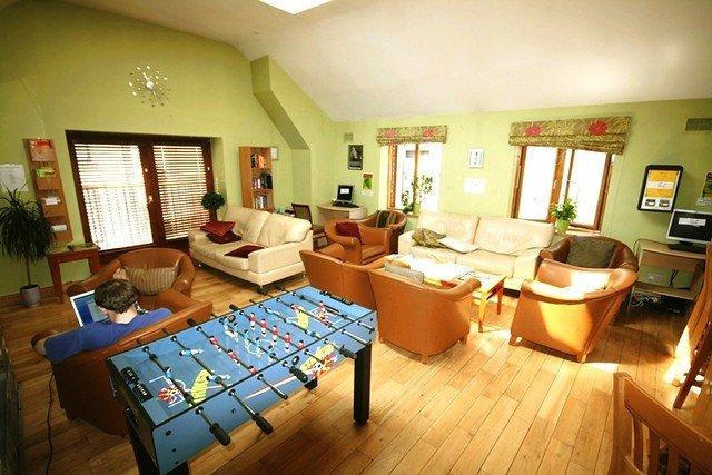 exemplo lounge hostel