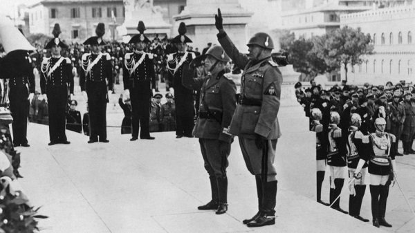 Fascismo - Militarismo