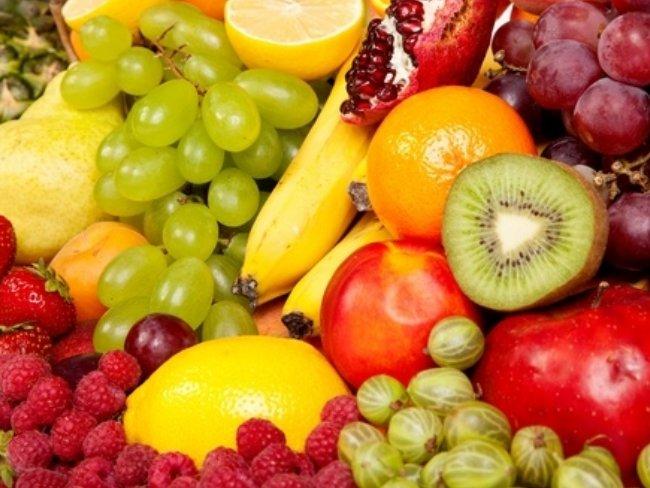 frutas carnosas