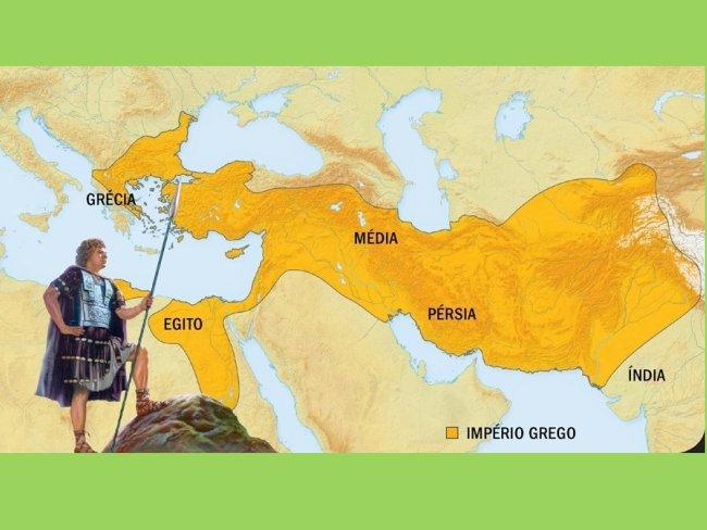 expansão helenista
