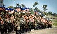 Hierarquia militar no Brasil