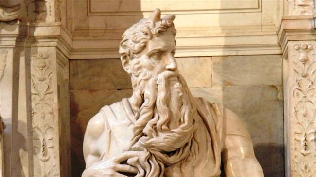 Moisés - Renascimento