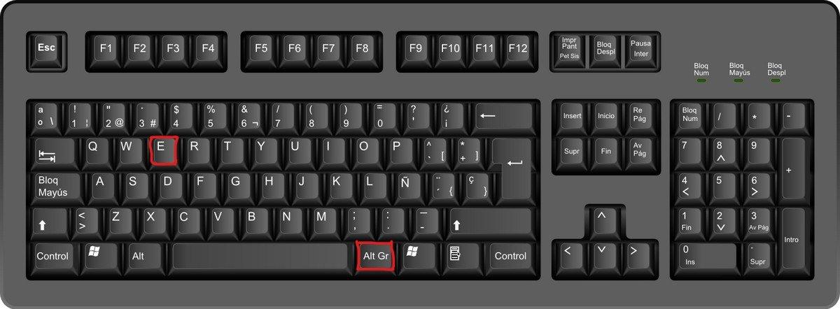 teclado qwert