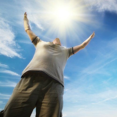 venerando o sol