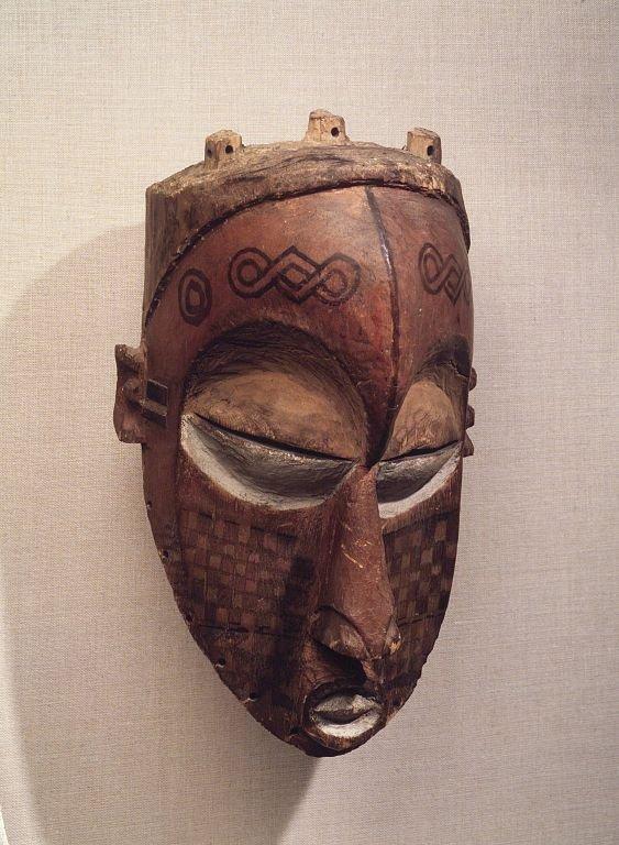 Máscara biombo