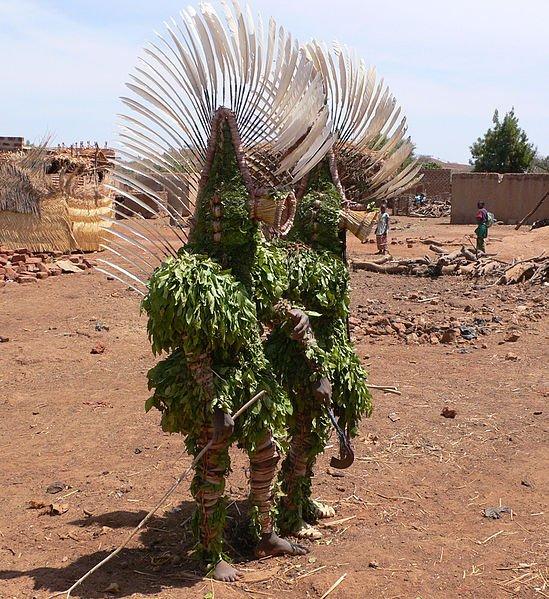 Mascarás Africanas Boni