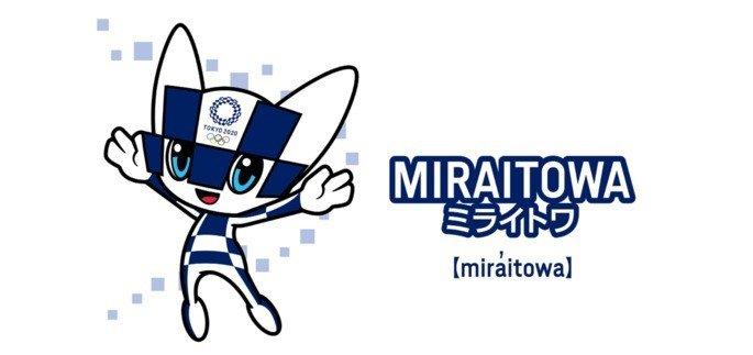 Miraitowa - Mascote Olimpíadas de Tóquio 2020