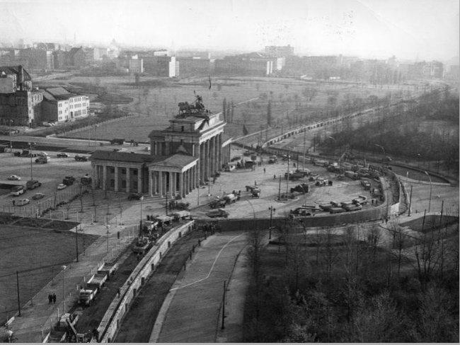 Muro de Berlim_1961