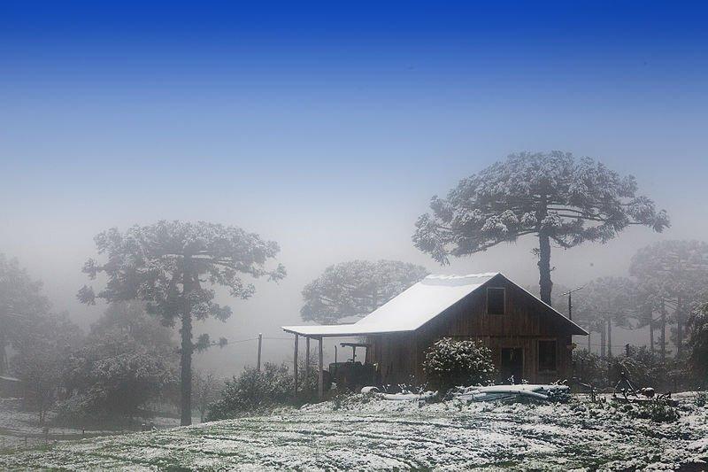 Neve Caxias do Sul
