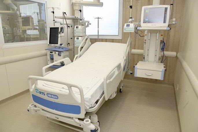 Unidade de tratamento intensivo