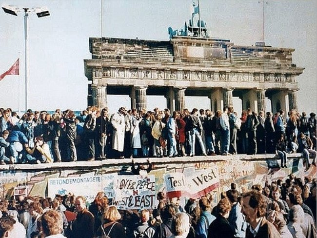 Queda Muro Berlim