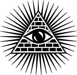 Resultado de imagem para triangulos e illuminati