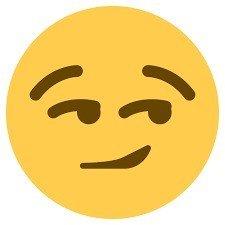 sorriso maroto emoji