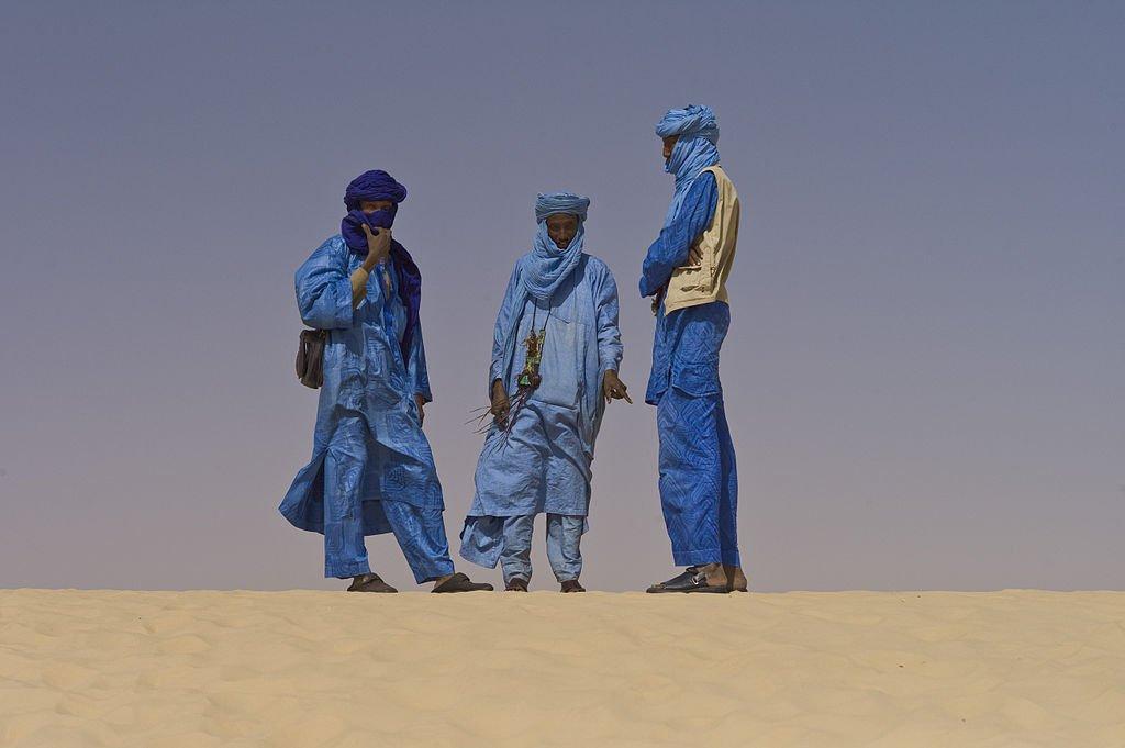 tuaregs do Mali
