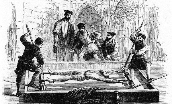 Tortura - Inquisição